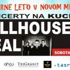 Koncerty na Kuchajde – Bratislava/SK